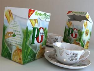 PG Tips: teet på de flesta britters läppar.